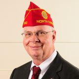 New Mexico American Legion Riders Ken Nadeau