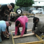 New Mexico American Legion Riders :: Ramp Install