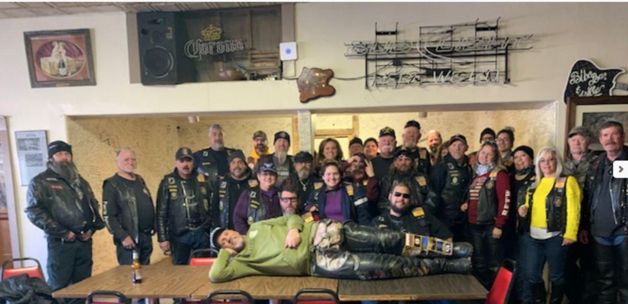 New Mexico American Legion Riders